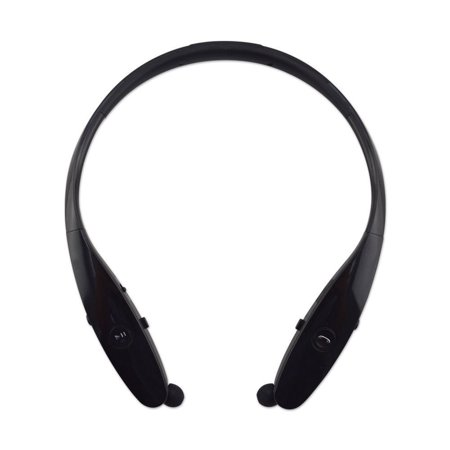 HBS-900 Bluetooth Headset Wireless Sport Stereo Headphone Neckband Earphone In-ear Earbuds APT-X for LG iPhone Samsung