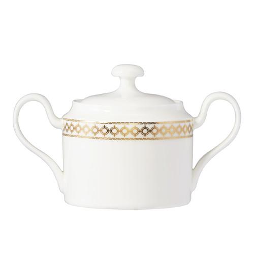 Auratic Inc. Chantilly 14 oz. Sugar Bowl with Lid by