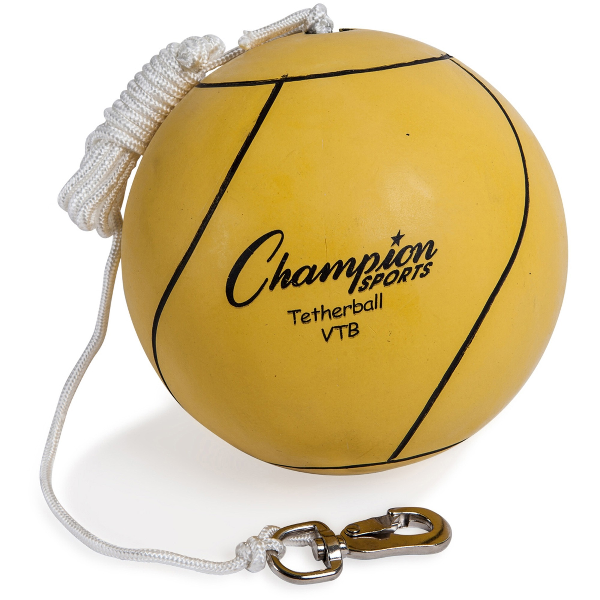Champion Sport s Heavy-duty White Tether Ball