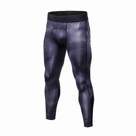 4c4cc6fac CHLTRA - 2019 Leggings New Tights Compression Pants Jogger Pantalones Hombre  SportTrousers Wicking Sportswear Pants Men S4 - Walmart.com