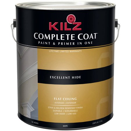 Kilz Complete Coat Ceiling Flat White Gallon