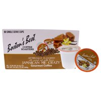 Jamaican Me Crazy Gourmet Coffee by Bostons Best for - 80 Cups Coffee