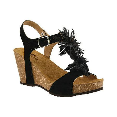 Spring Step Izetta T Strap Sandal (Women's) JimlghF