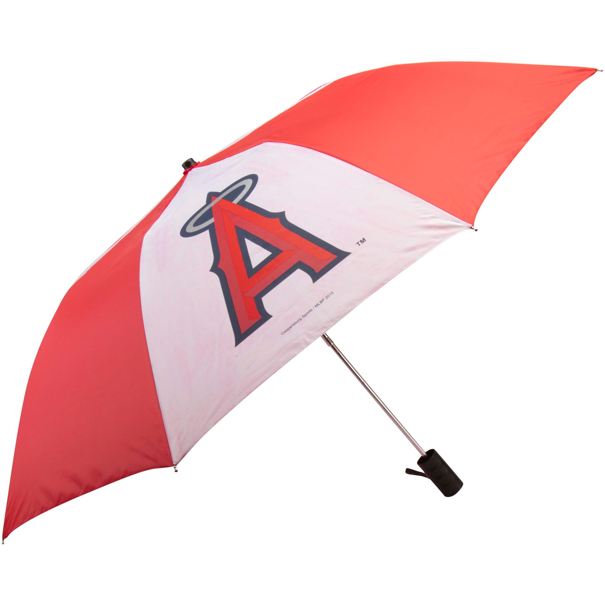 Los Angeles Angels Standard Umbrella - No Size