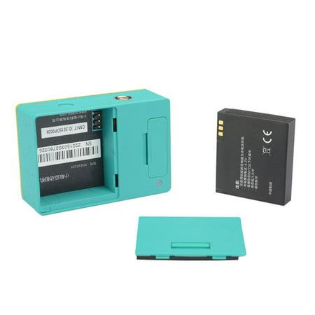 3.7V 1010mAH Li-ion Back-up Battery for Xiaomi Yi Action Camera Sport US - image 5 de 5
