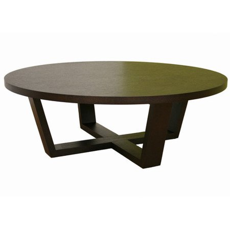 Http Www Walmart Com Ip Wholesale Interiors Round Coffee Table In Oak 12215456