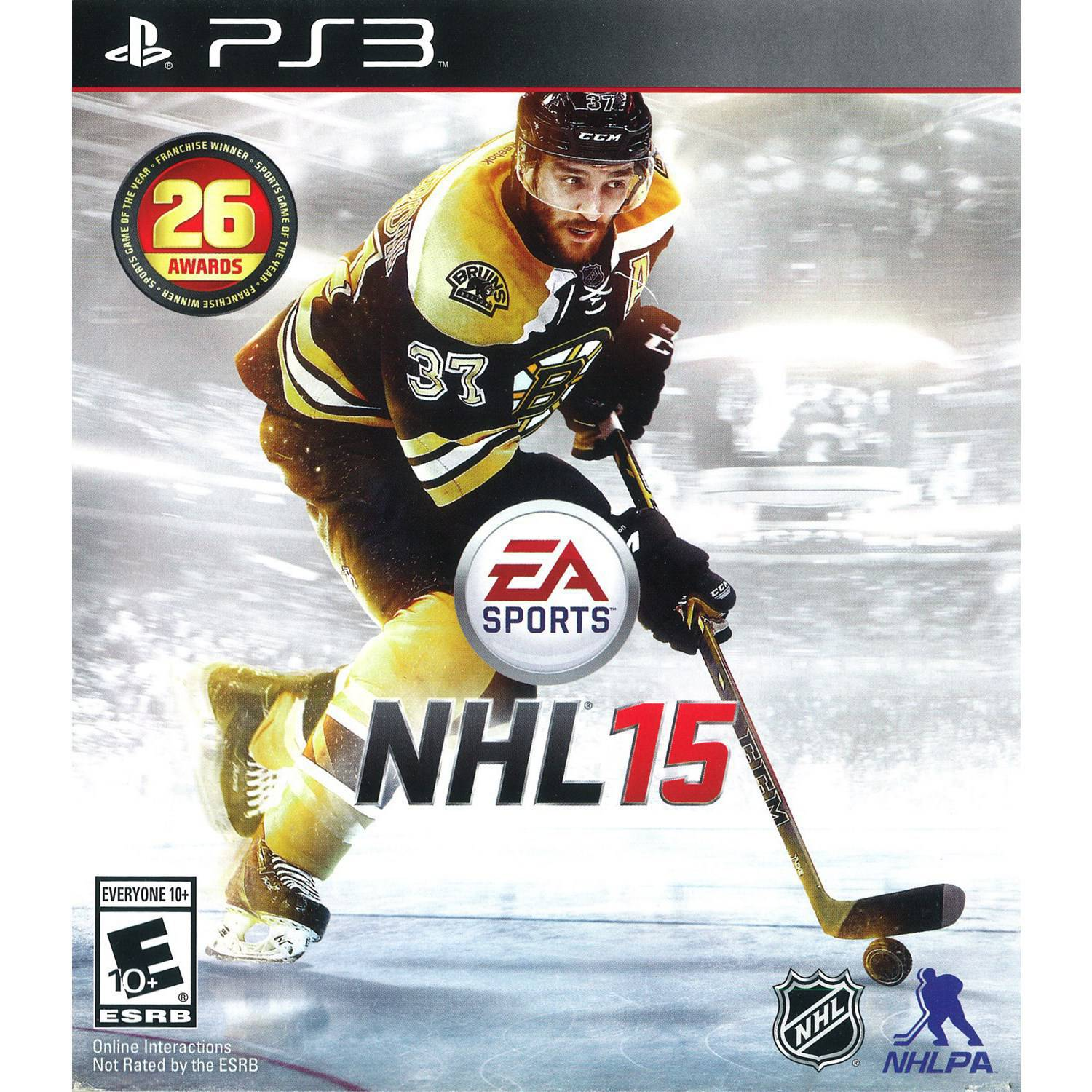 NHL 15 (PS3) - Pre-Owned
