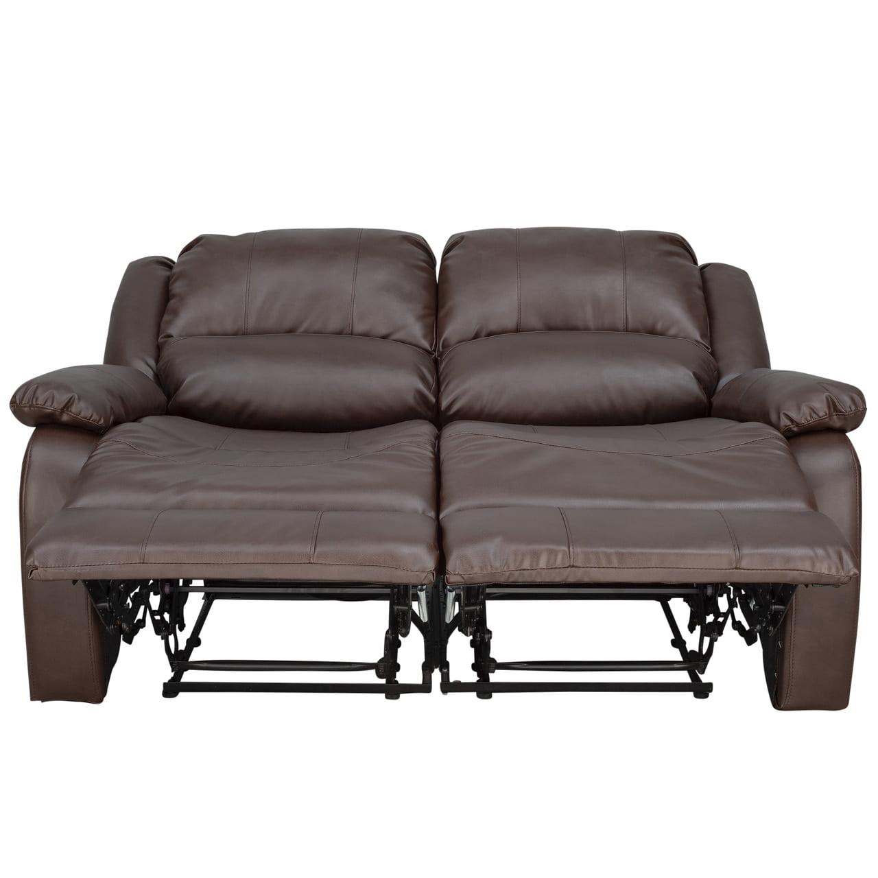Groovy Recpro Charles 58 Double Rv Wall Hugger Recliner Sofa Rv Beatyapartments Chair Design Images Beatyapartmentscom
