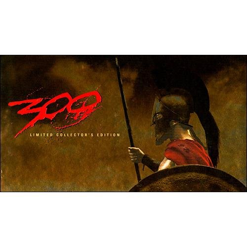300 (3-Disc) (Limited Collector's Edition) (With Book) (Widescreen)