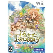 Natsume Rune Factory: Tides of Destiny (Wii)