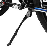 BV Adjustable Kickstand for Bicycles with Concealed Spring-Loaded Latch, 24-29-Inch