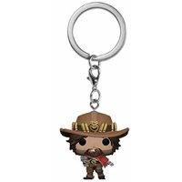 FunKo POP! Keychain, Overwatch McCree
