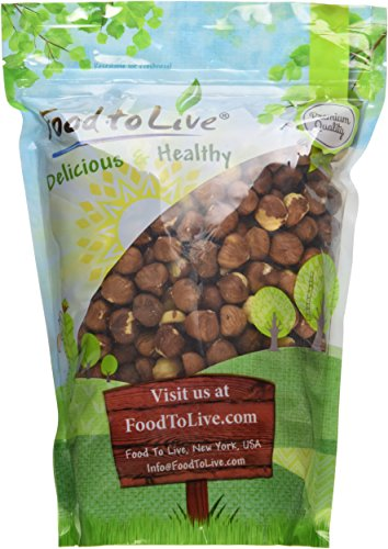 Food To Live ? Hazelnuts   Filberts (Raw, No Shell) (2 Pounds) by Food To Live