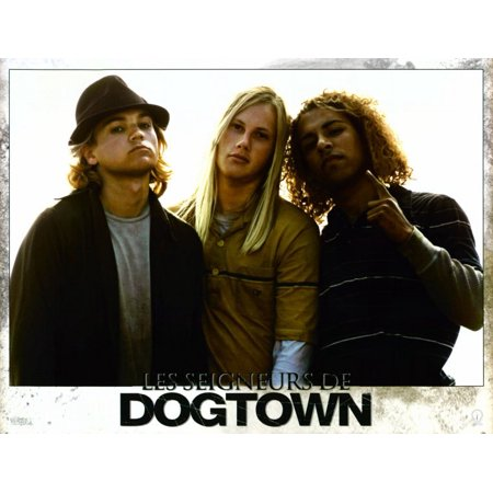 Lords of Dogtown (2005) 11x14 Movie Poster (French) (Lords Of Dogtown Movie Poster)