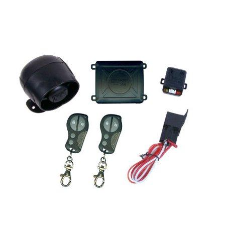 Omega FREE550CF Car Alarm Freedom By Omega Carbon Fiber Remotes