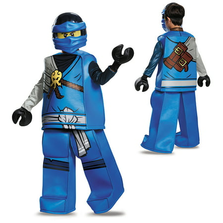 Boys' Lego Ninjago Movie Jay Prestige Costume
