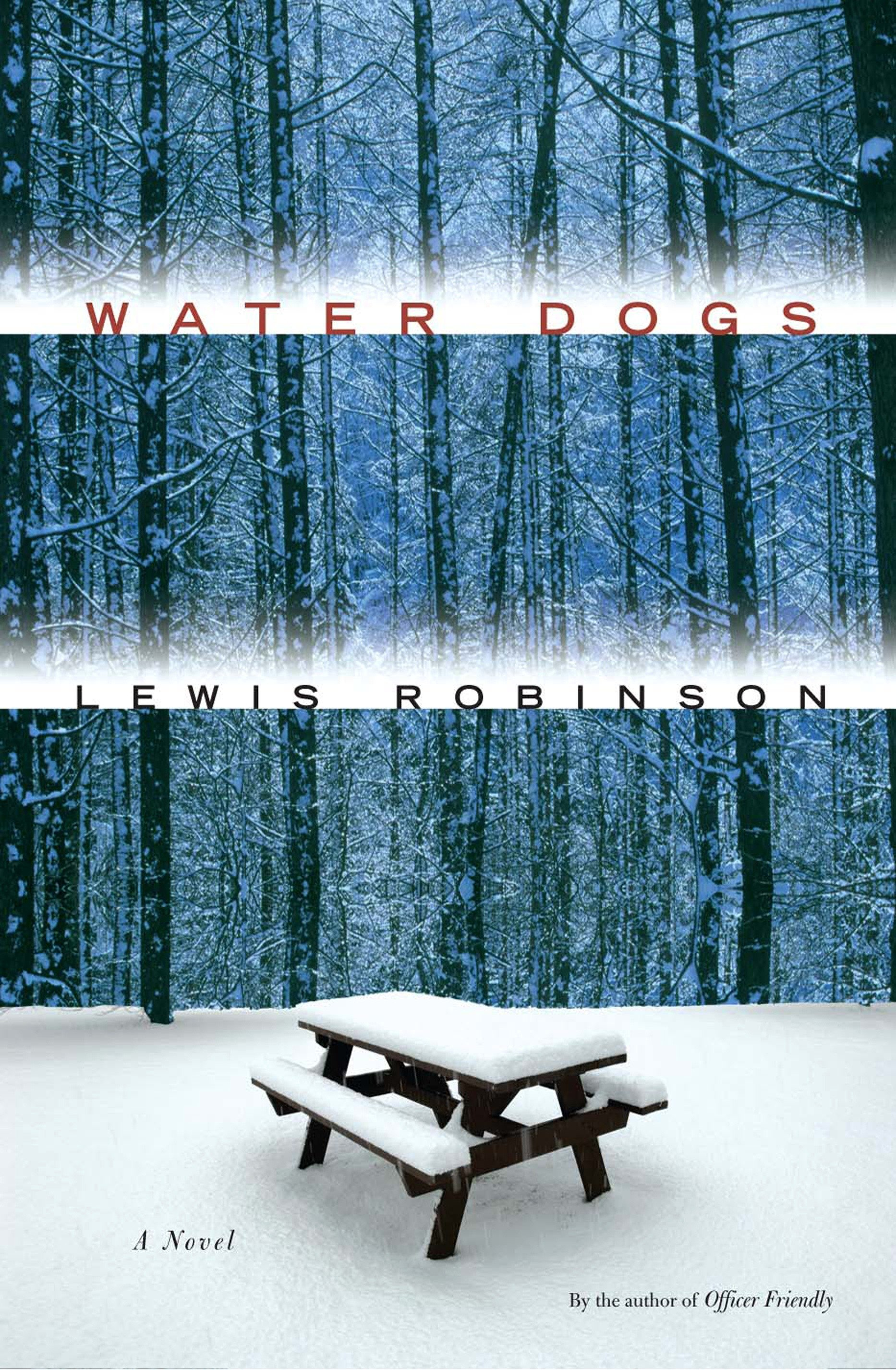 Water Dogs: A Novel