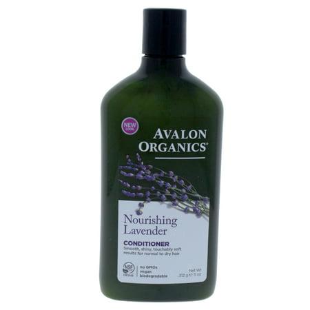 Organics Nourishing Conditioner - Lavender