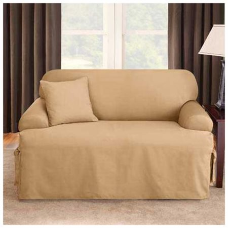 Two Piece T Cushion Sofa