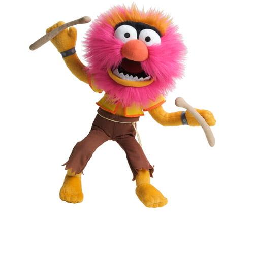 Muppets Animal Bendable Plush Toy