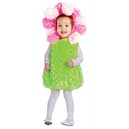 Costumes For All Occasions UR25970TMD Pink Flower Toddler 18-24 for $<!---->