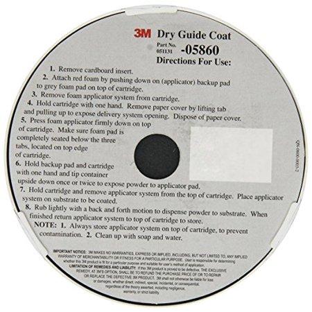 3M 05860 Dry Guide Coat Cartridge - 50 g - image 1 of 1