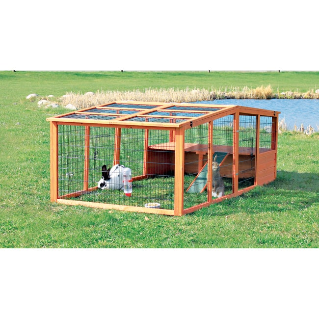 Trixie Pet Outdoor Run with Mesh Cover (XL)