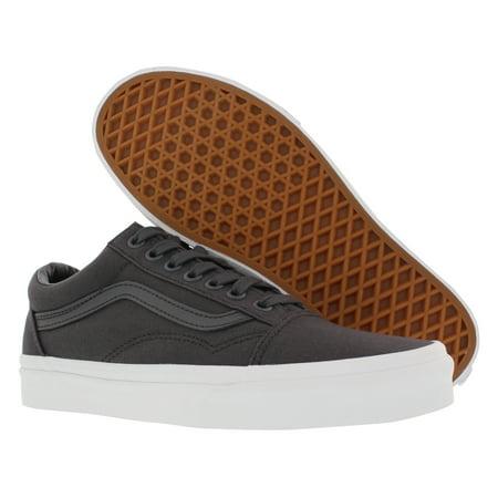 - Vans Old Skool Mono Canvas Casual Men's Shoes