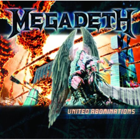 Halloween Edm Music 2019 (United Abominations (2019 Remaster) (CD))