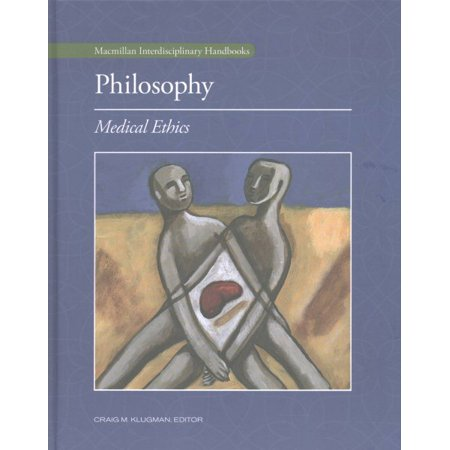 Philosophy V1 : Medical Ethics