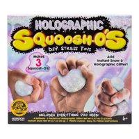 Holographic SQUOOSH-Os