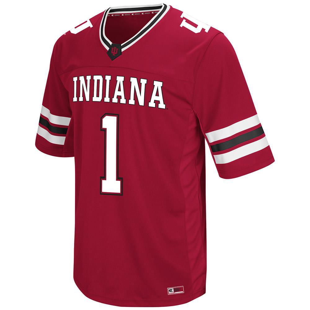 Mens Indiana Hoosiers Hail Mary II Football Jersey - S