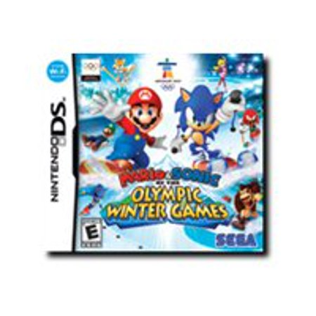 Mario and Sonic at the Olympic Winter Games - Nintendo (Mario And Sonic At The Olympic Games Characters)