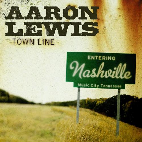 Aaron Lewis - Town Line (CD)