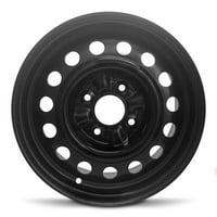New 15 Inch Steel Wheel Rim Fits 2004-2006 Kia Spectra 15x6 4-114.3mm