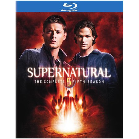 Supernatural: The Complete Fifth Season (Blu-ray)