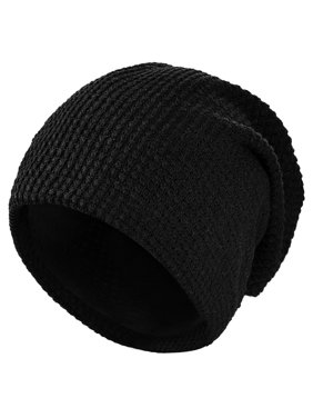 aaf9edd1281 Product Image Unisex Beanie Hat-Allcaca Unisex Slouchy Beanie Hats Winter  Warm Knit Skull Fleece Ski Cap