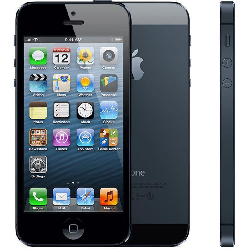 Apple iPhone 5 AT Black - Used