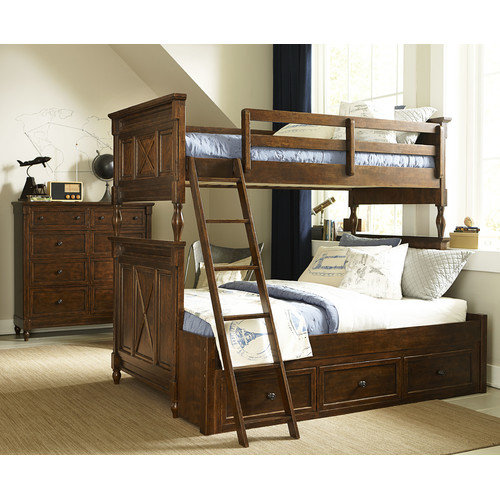 LC Kids Big Sur By Wendy Bellissimo Twin Bunk Bed Extension