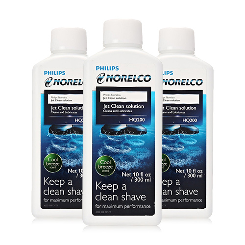 Norelco HQ200   Cleaning Solution (3-Pack) Functions Similarly to RC1776