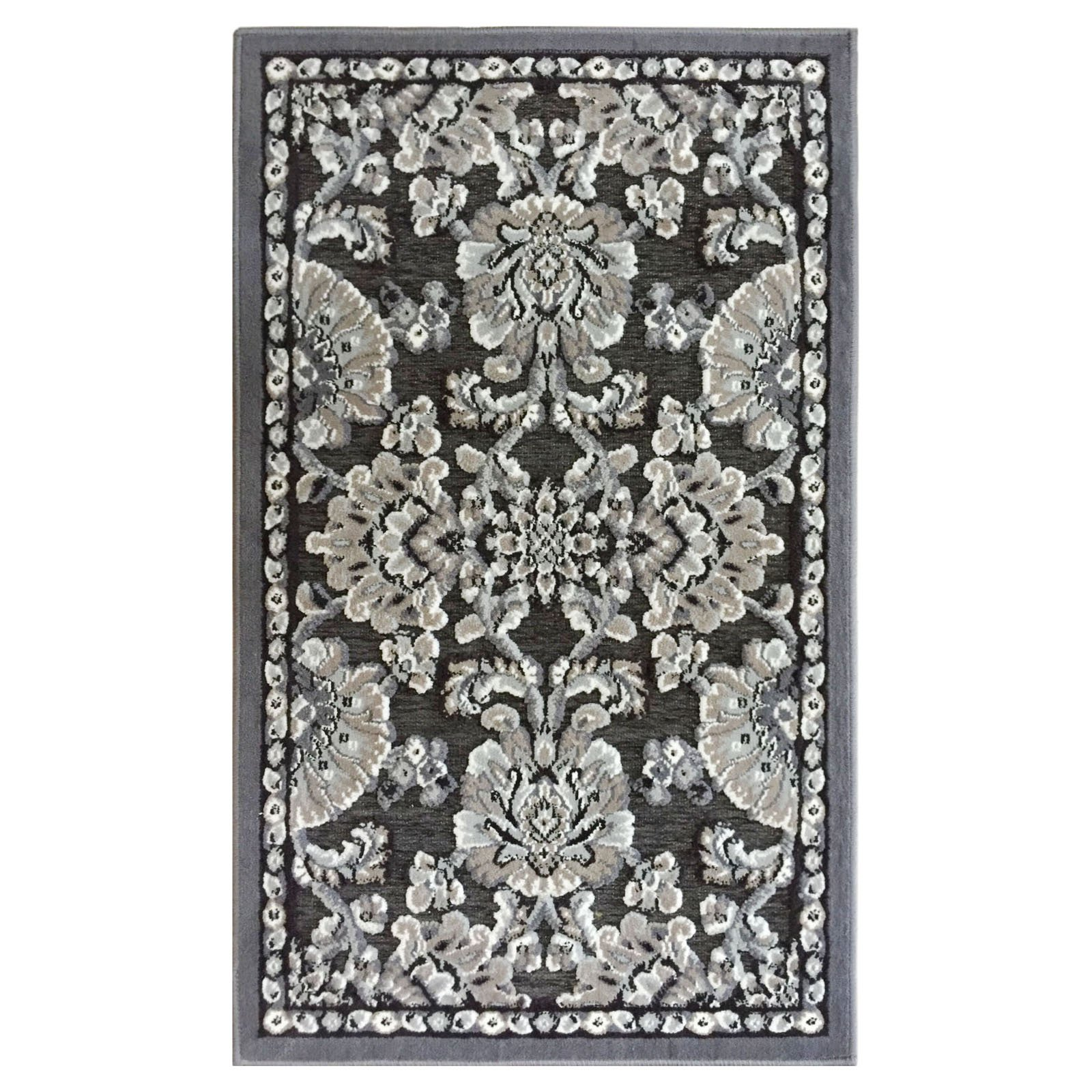 Home Dynamix Arrington Collection Chenille Transitional