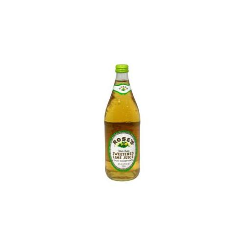 Rose'S Lime Juice 25-Ounce Bottles (Pack Of 6)