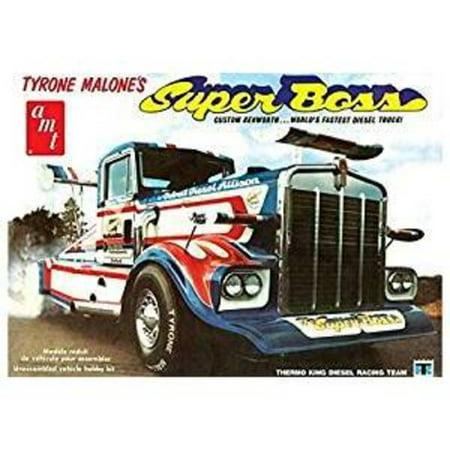 AMT 930 Tyrone Malone Kenworth Super Boss Drag Truck