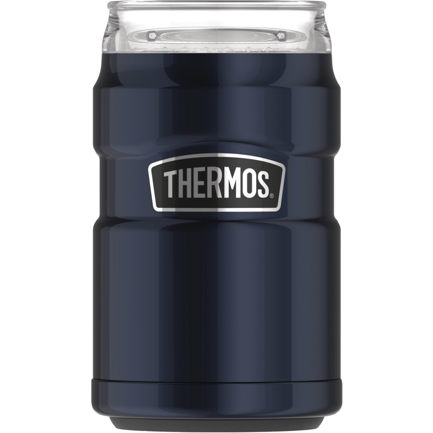 Thermos Sk1500mb4 10 ounce Stainless Steel Tumbler With 360deg Drink Lid midnight Blue