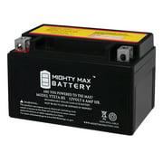 YTX7A-BS Battery Replacement for Super Start Power Sports BTX7A-BS