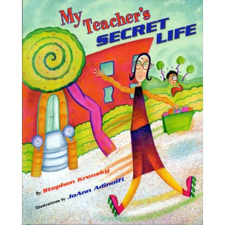 My Teacher's Secret Life (The Teacher's Corner Halloween)