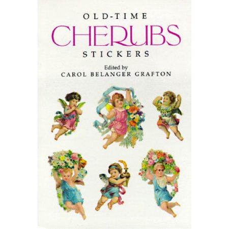 Old-Time Cherubs Stickers (Cherub Collection)