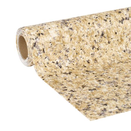 EasyLiner Smooth Top 20 In. x 6 Ft. Shelf Liner, Beige (Best Kitchen Drawer Liner)