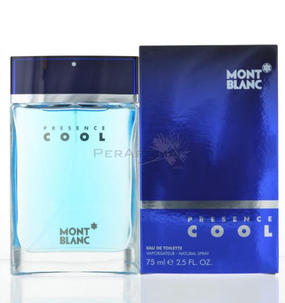 Presence Cool By Mont Blanc For Men