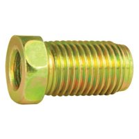 0.18 in. 0.37-24 Bubble, Steel Tube Nut